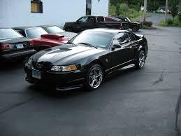 Black Mustang 2000 Roush Mustang Ford Mustang Forum