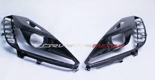 c7 corvette accessories c7 corvette stingray z06 grand sport 2014 carbon fiber headlight