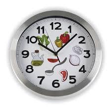 horloge de cuisine design horloge de cuisine beau horloge cuisine originale pendules de