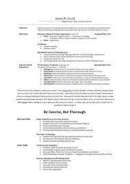 How Long Should A College Resume Be How Long Should My Resume Be