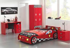 Schreibtisch Design G Stig Kinderzimmer Monza Komplett Mit Autobett Kleiderschrank 2 Türig