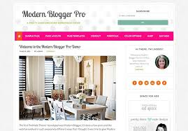 Shabby Chic Website Templates by Pretty Chic Wordpress Theme U2022 Pretty Darn Cute Design