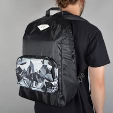 diamond supply co diamond supply co simplicity backpack black accessories from