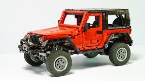 jurassic park jeep instructions moc 8863 jeep wrangler technic 2017 rebrickable build