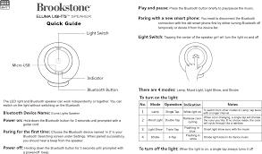eluma lights speaker system sp968 eluma lights speaker user manual brookstonee fcc smartv ltd