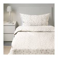 How To Change A Duvet Cover Ljusöga Duvet Cover And Pillowcase S Full Queen Double Queen