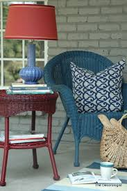 Can You Paint Wicker Chairs Best 25 Wicker Porch Furniture Ideas On Pinterest Lanai Porch