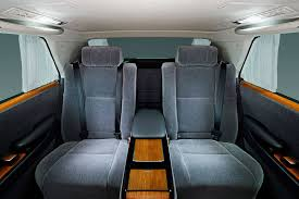 toyota limo interior new toyota century limo brings old class to tokyo 2017 by
