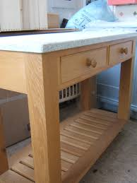 kitchen island on casters homesfeed