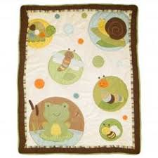 Frog Baby Bedding Crib Sets I Like The Bug Theme However I D Want The Colors To Be Much More