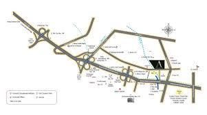 Greater Noida Metro Map by Bhutani Alphathum Sector 90 Noida Bhutani Assured Return Projects