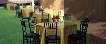 table rental atlanta event rentals in atlanta and birmingham table chair rentals