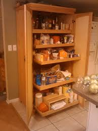 Oak Kitchen Pantry Storage Cabinet All Wood Kitchen Cabinets And Unfinished Wooden Kitchen Pantry