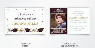 announcements for graduation graduation invitations for high school college 2016 party city