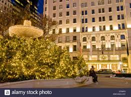 the plaza hotel new york city christmas stock photos u0026 the plaza