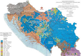 Ethnic Map Of Europe by Kosovo Maps