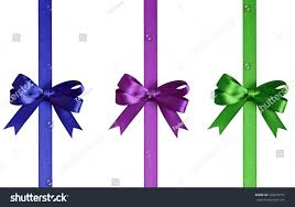 bows and ribbons set bows ribbons isolated on white stock photo 239474197