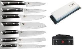 malette couteaux de cuisine kaji et