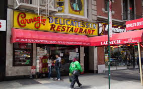 what is closed on thanksgiving day after 80 years new york city u0027s carnegie deli is closing travel