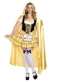Dreamgirls Halloween Costumes Women U0027s Size Goldilocks Costume