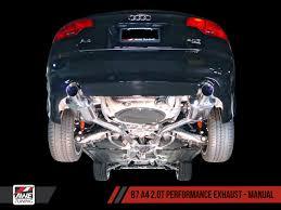 audi a4 b7 turbo upgrade awe tuning audi b7 a4 performance exhausts awe tuning
