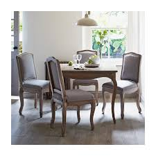 Dining Table Designs In Wood And Glass 4 Seater Avignon Wooden Dining Table 4 Seater Within Home