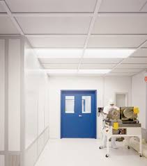 Cleanroom Ceiling Tiles by 2