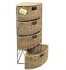 Corner Storage Bathroom Bathroom Boxes Baskets Simple Bathroom Accessories Basket