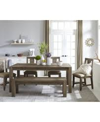 kitchen furniture sets canyon 6 piece dining set created for macy s 72 dining table 4