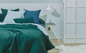 Blue Linen Bedding - simple linen bedding king u2013 hawkins new york