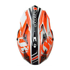orange motocross helmet just1 j32 rave black orange motocross helmet