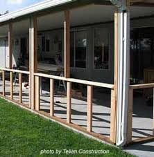 covered porch plans building a screened in porch can be an easy and project
