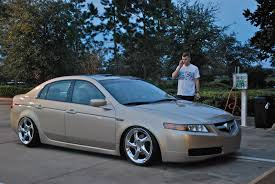 acura stance gold tl or chrome twists acurazine acura enthusiast community