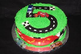 hot wheels cake baked with by hot wheels cake