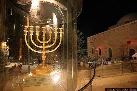 jerusalem menorah jerusalem photographer romkri a reconstruction of the