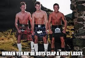 Scottish Meme - scottish kilt guys latest memes imgflip