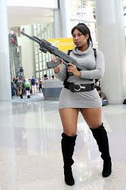 Kane Halloween Costume Lana Kane Cosplay Daaaaaaamn Blackwomen Cosplay Ideas