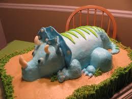 the dessert box carson u0027s dinosaur cake