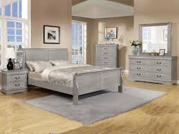 full queen bedroom sets pc louis phillipe grey queen bedroom set
