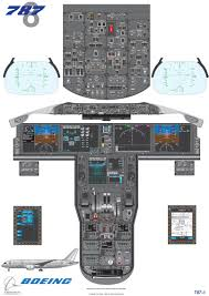 boeing 787 dreamliner cockpit plane pinterest boeing 787