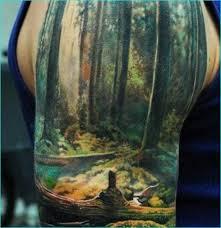 30 most beautiful nature tattoos tattoos ideas k