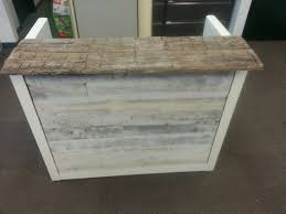 White Reception Desk For Sale Sales Counter Retail Counter From Reclaimed By Greencleandesigns