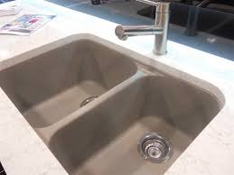 kitchen sinks composite long term review of the silgranit ii granite composite kitchen