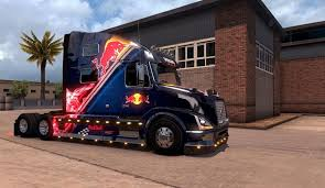 volvo new truck 2016 volvo vnl 780 reworked edit skin v2 2 truck american truck