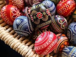 easter eggs for sale painters create intricate easter eggs