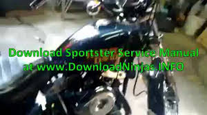1980 harley davidson sportster iron head new video dailymotion