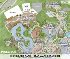 Disney Florida Map by Star Wars Land Map The Layout Of Disneyland U0027s New Galaxy