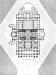 charles garnier palais garnier 1861 1875 ground floor plan of