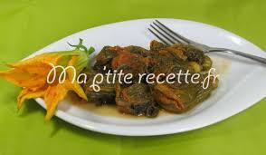 cuisiner fleurs de courgettes fleurs de courgettes farcies aux blettes recette accompagnement