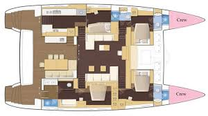 Luxury Yacht Floor Plans by Luxury Charter Yacht Tellstar Lagoon 620 Sailing Yacht 2012
